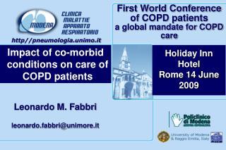 Leonardo M. Fabbri leonardo.fabbri@unimore.it