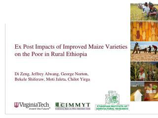 Poverty Impact Assessment: Ex Ante vs. Ex Post