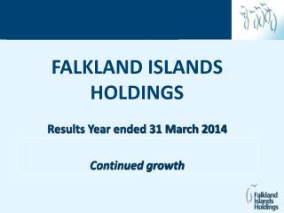 Falkland Islands Holdings
