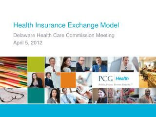 Health Insurance Exchange Model