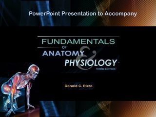 Anatomy and Physiology- Unit D