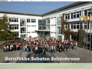Staatliche Fach- und Berufsoberschule Landshut-Schönbrunn Agrar – Umwelt – Ernährung – Gesundheit