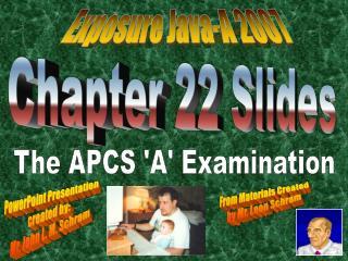 Chapter 22 Slides