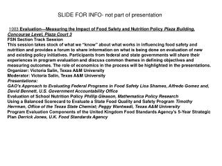 SLIDE FOR INFO- not part of presentation