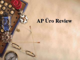 AP  Üro Review