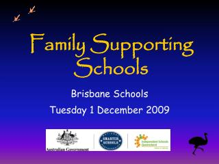 Family Supporting Schools