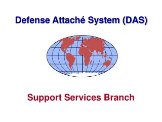 Support Services Branch