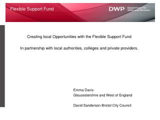 Flexible Support Fund
