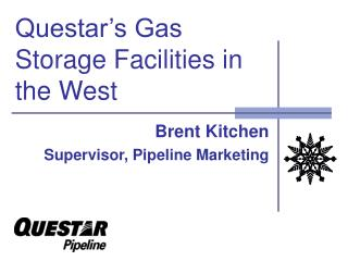 Questar's Gas Storage Facilities in the West