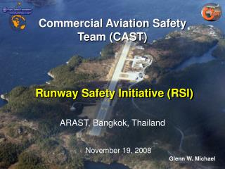 Runway Safety Initiative (RSI)