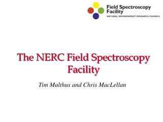 The NERC Field Spectroscopy Facility