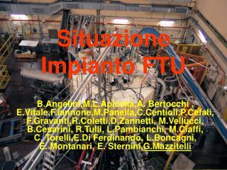 Situazione Impianto FTU