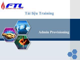 Tài liệu Training