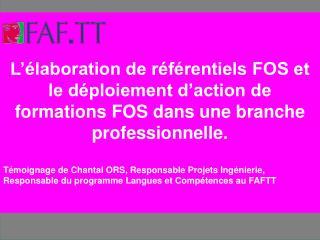 FLE - FOS