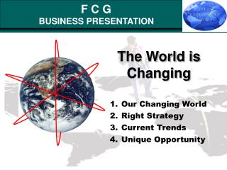 F C G                BUSINESS PRESENTATION