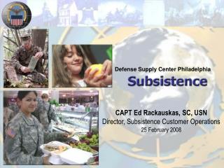 Defense Supply Center Philadelphia
