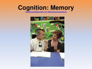 Cognition: Memory How Does your Memory Work 1 of 5 - BBC Horizon Documentary.flv