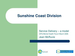 Sunshine Coast Division