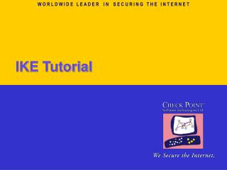 IKE Tutorial