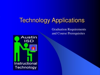 Career and Technology Education and  Graduation Requirements