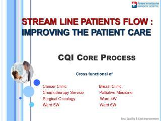 CQI Core Process