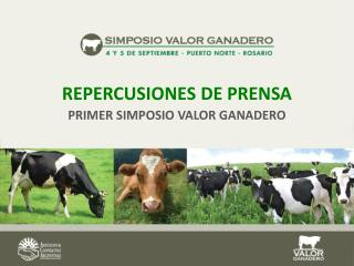 REPERCUSIONES DE PRENSA