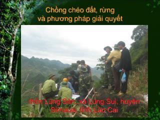thôn Lùng Sán, xã Lùng Sui, huyện Simacai, tỉnh Lào Cai