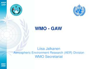 WMO - GAW