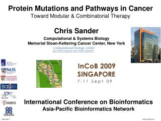 Protein Mutations and Pathways in Cancer Toward Modular & Combinatorial Therapy