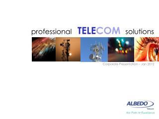 professional    TELE COM solutions