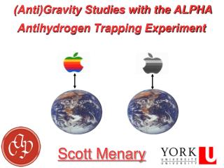 (Anti)Gravity Studies with the ALPHA  Antihydrogen  Trapping Experiment