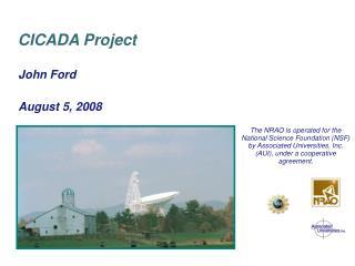 CICADA Project