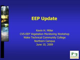 EEP Update