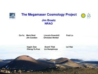 The Megamaser Cosmology Project
