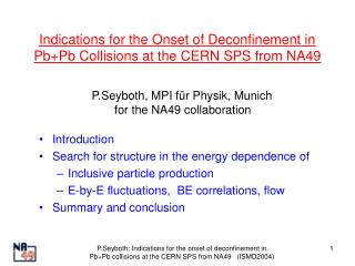 Indications for the Onset of Deconfinement in Pb+Pb Collisions at the CERN SPS from NA49