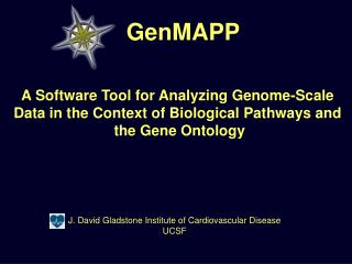 A Software Tool for Analyzing Genome-Scale  Data in the Context of Biological Pathways and
