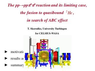 The pp?pp? 0 ? 0  reaction and its limiting case,  the fusion to quasibound         ,