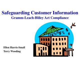 Safeguarding Customer Information Gramm-Leach-Bliley Act Compliance