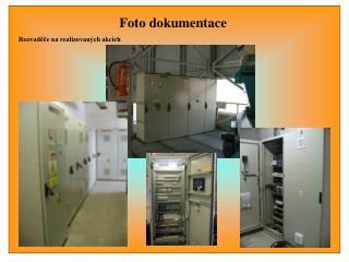 Foto dokumentace