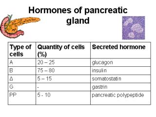 The main methods of investigation in endocrinology
