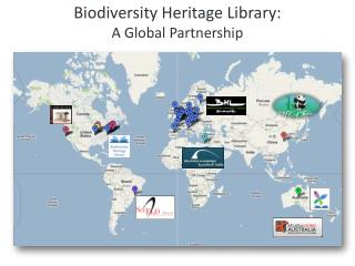 Biodiversity Heritage Library:  A Global Partnership