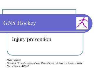 GNS Hockey