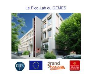 Le Pico-Lab du CEMES