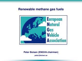 Peter Boisen (ENGVA chairman) peter@boisen.se
