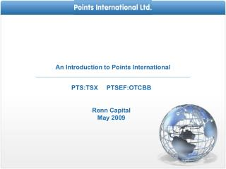 An Introduction to Points International