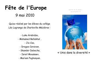 F te de lEurope