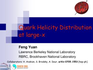 Quark Helicity Distribution at large-x