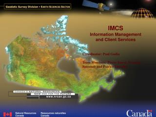 IMCS Information Management and Client Services