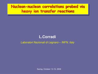 Nucleon-nucleon correlations probed via heavy ion transfer reactions