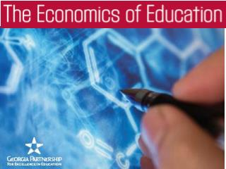 Henry County E 2 : Economics & Education  March 28, 2011